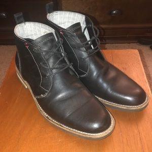 Original Penguin Men's Black Boots.